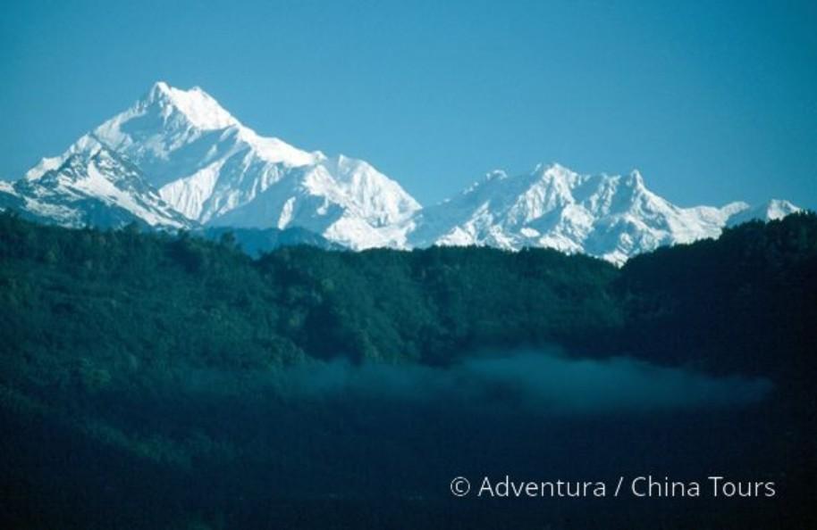 Nepál, Sikkim a Bhútán (fotografie 1)