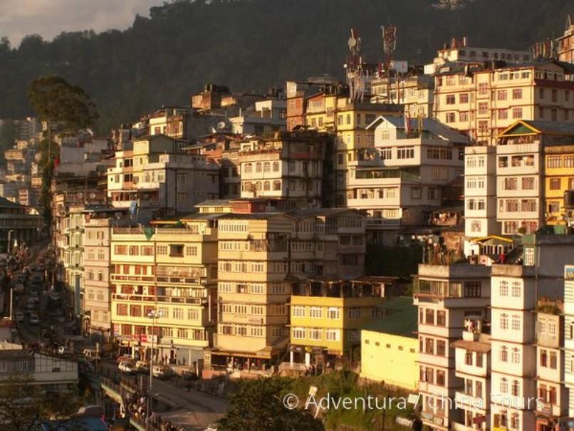 Nepál, Sikkim a Bhútán (fotografie 9)