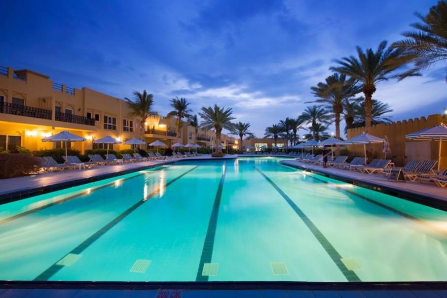 Hotel Al Hamra Village Golf Beach Resort (fotografie 4)