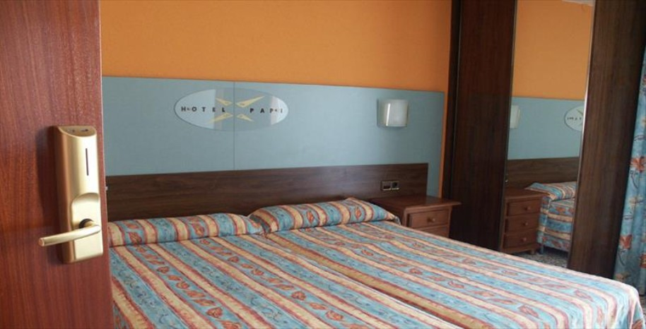 Hotel Papi a Papi Blau (fotografie 43)