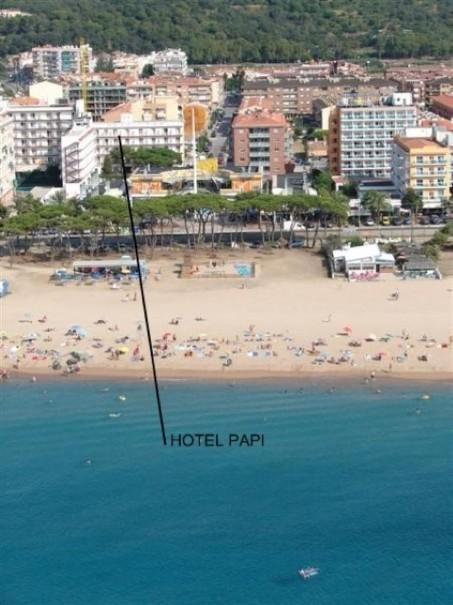 Hotel Papi a Papi Blau (fotografie 2)