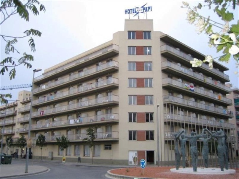 Hotel Papi a Papi Blau (fotografie 7)