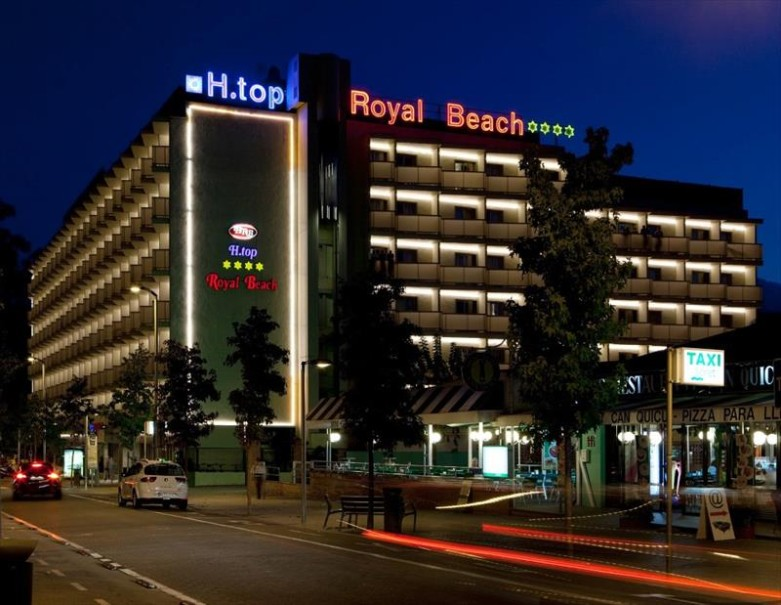 Hotel H Top Royal Beach (fotografie 6)