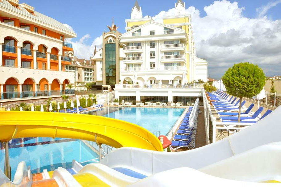 Hotel Dream World Resort & Spa (fotografie 4)