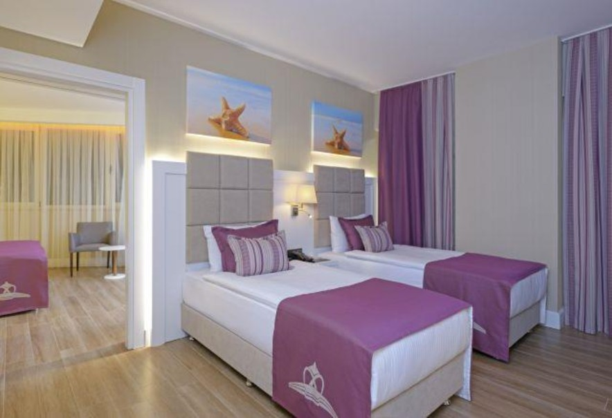 Hotel Asia Beach Resort & Spa (fotografie 36)