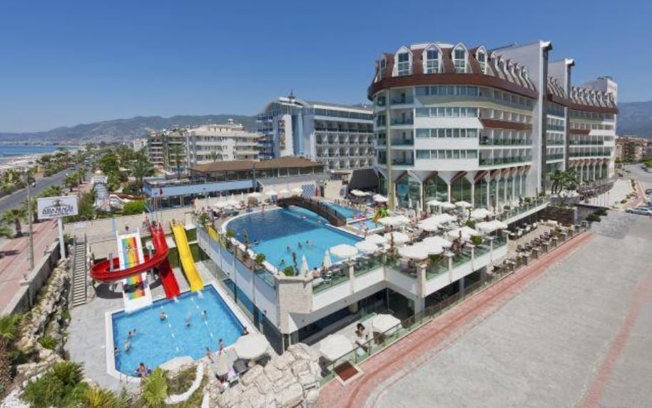 Hotel Asia Beach Resort & Spa (fotografie 1)
