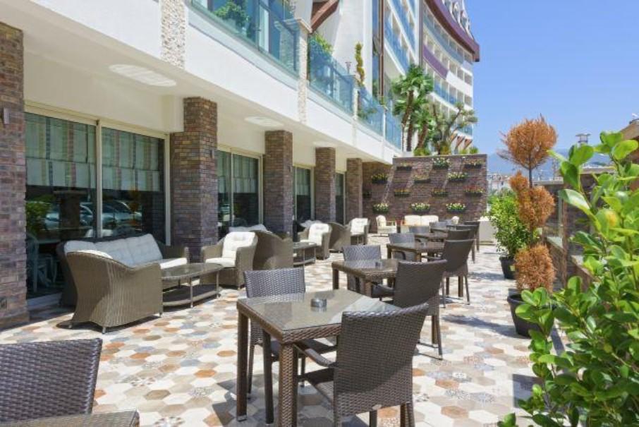 Hotel Asia Beach Resort & Spa (fotografie 10)