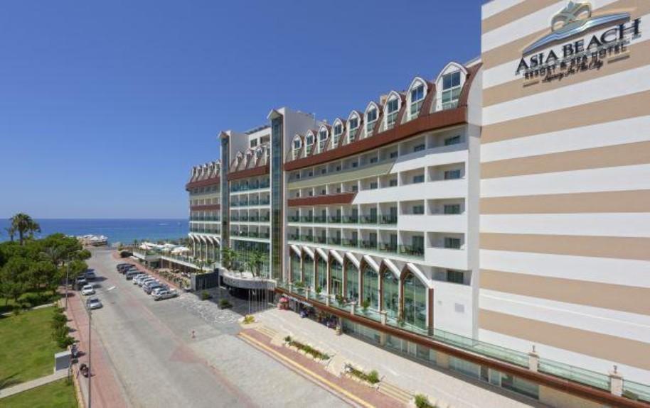 Hotel Asia Beach Resort & Spa (fotografie 11)