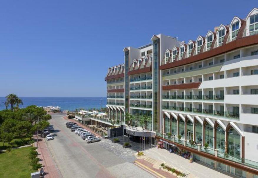 Hotel Asia Beach Resort & Spa (fotografie 12)