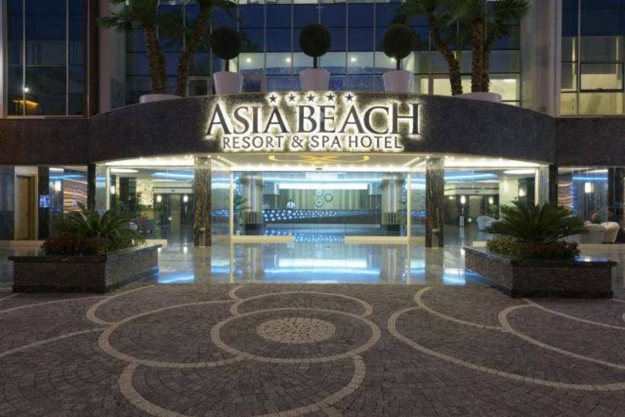 Hotel Asia Beach Resort & Spa (fotografie 14)