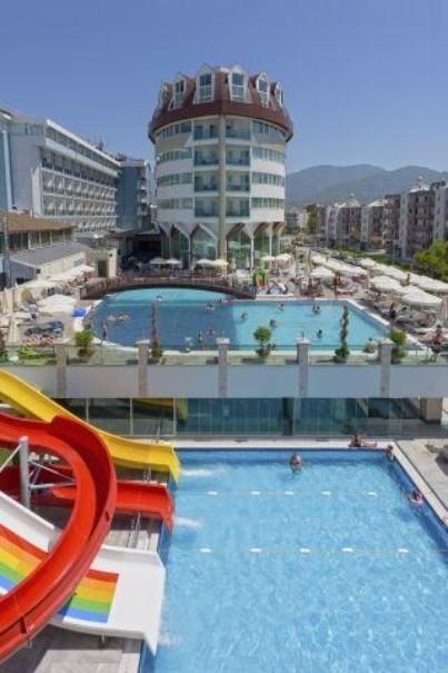 Hotel Asia Beach Resort & Spa (fotografie 21)