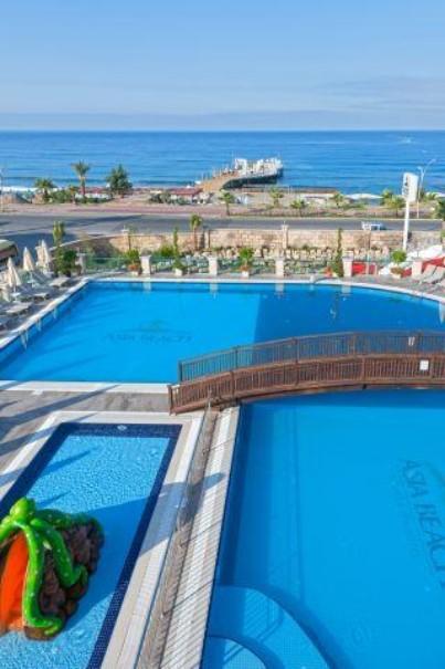 Hotel Asia Beach Resort & Spa (fotografie 23)
