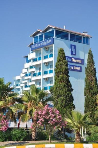 Hotel Blue Diamond Alya (fotografie 17)