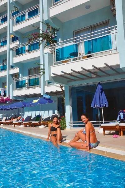 Hotel Blue Diamond Alya (fotografie 21)