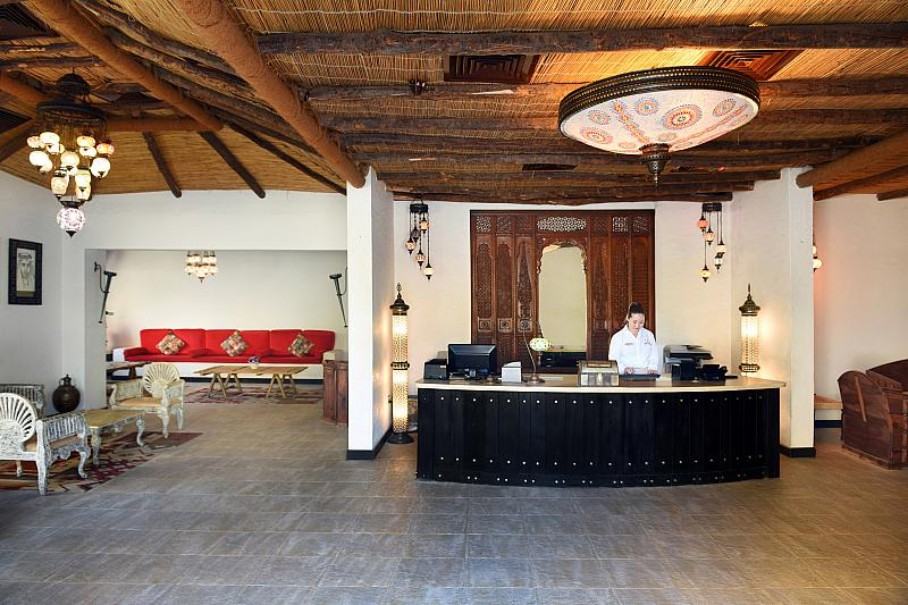 Hotel Al Hamra Village (fotografie 8)