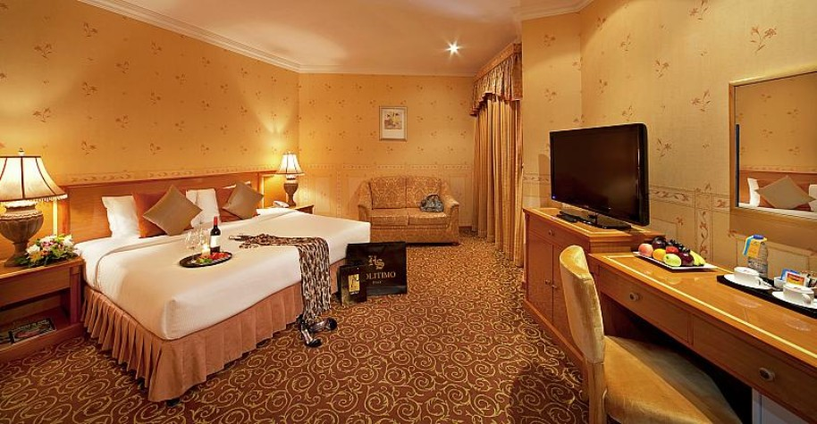 Bin Majid Beach Hotel (fotografie 17)