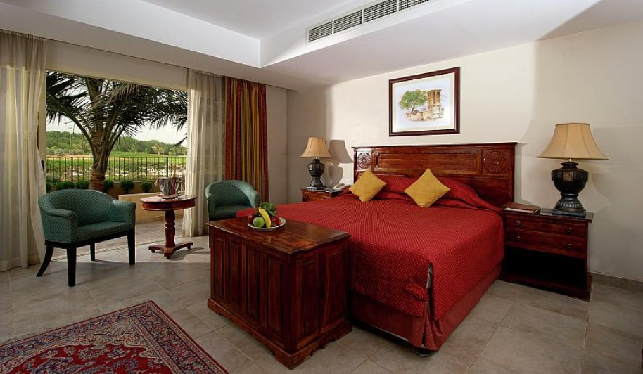 Hotel Al Hamra Village (fotografie 5)