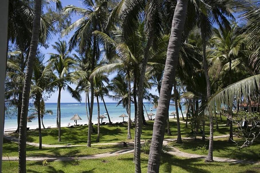 Hotel Diani Sea Lodge (fotografie 1)
