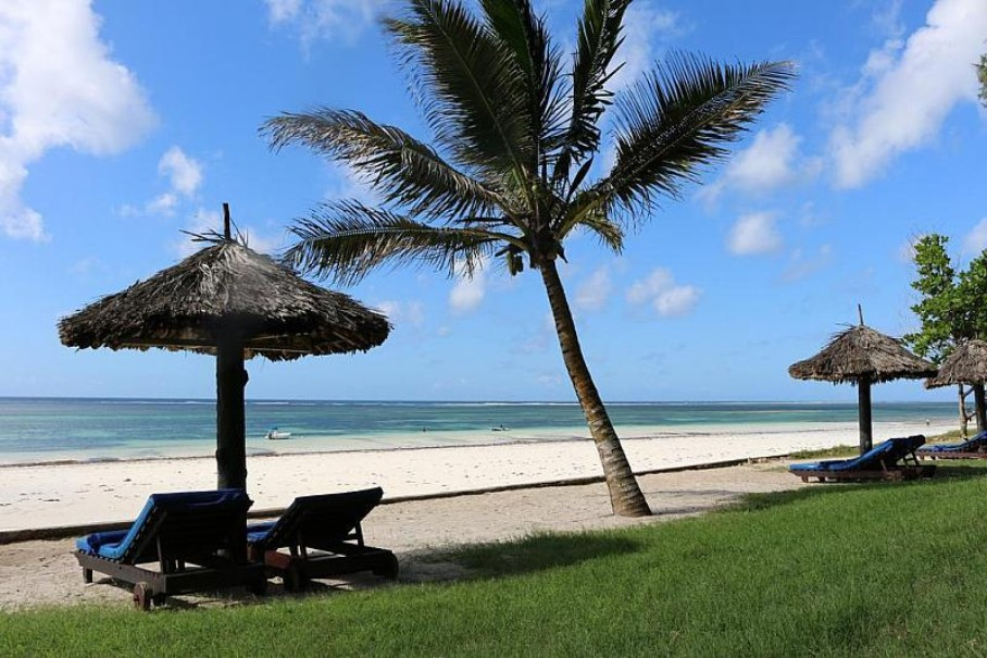 Hotel Diani Sea Lodge (fotografie 8)