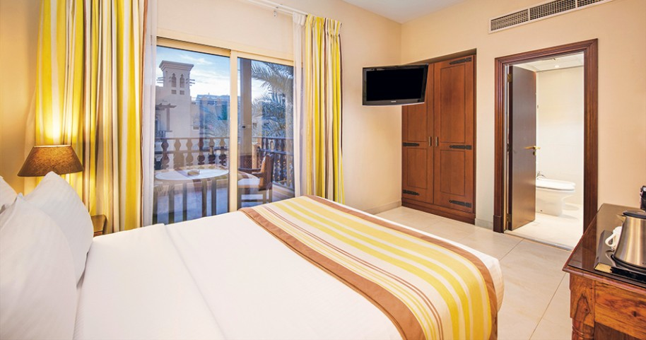 Hotel Al Hamra Village (fotografie 14)