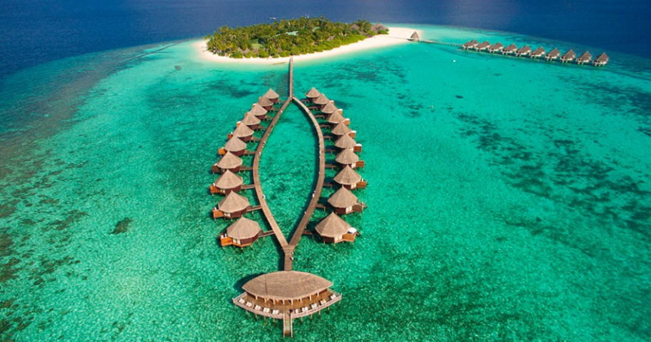 Hotel Angaga Island Resort & Spa (fotografie 2)