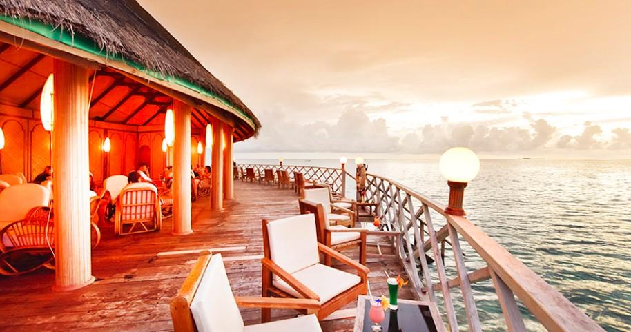 Hotel Angaga Island Resort & Spa (fotografie 3)