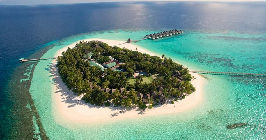 Hotel Angaga Island Resort & Spa (fotografie 9)