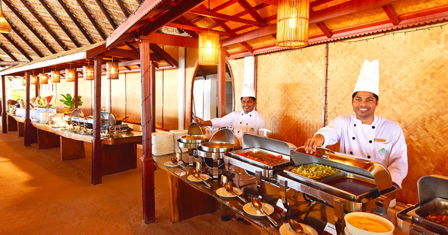 Hotel Angaga Island Resort & Spa (fotografie 14)