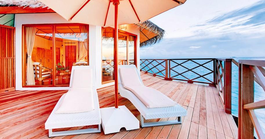 Hotel Angaga Island Resort & Spa (fotografie 18)