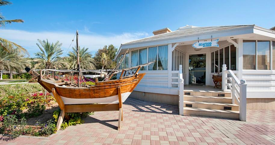 Hotel Al Hamra Residence (fotografie 13)