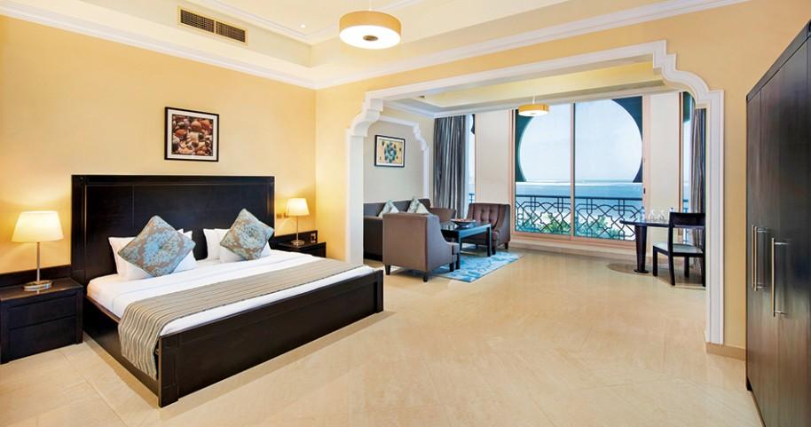 Hotel Al Hamra Residence (fotografie 5)