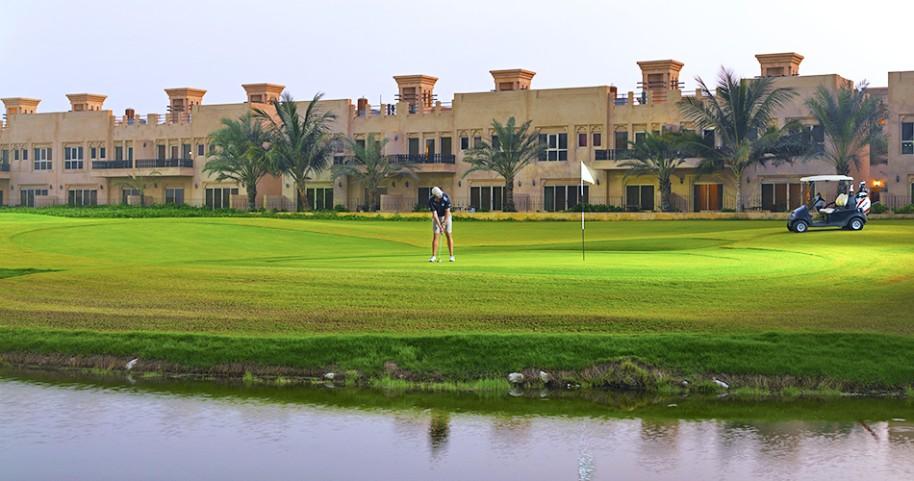 Hotel Al Hamra Residence (fotografie 7)