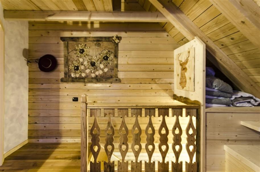 Apartmány Dolomiti Village (fotografie 9)