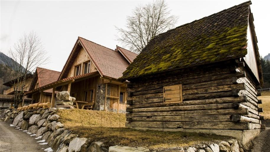 Apartmány Dolomiti Village (fotografie 31)