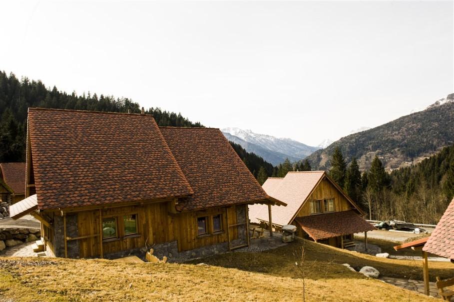 Apartmány Dolomiti Village (fotografie 32)