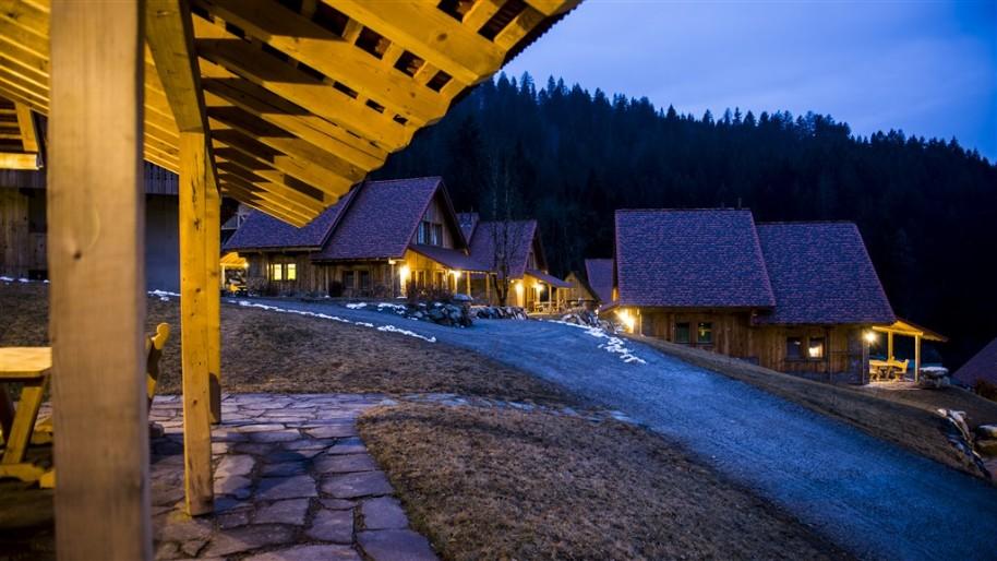 Apartmány Dolomiti Village (fotografie 35)