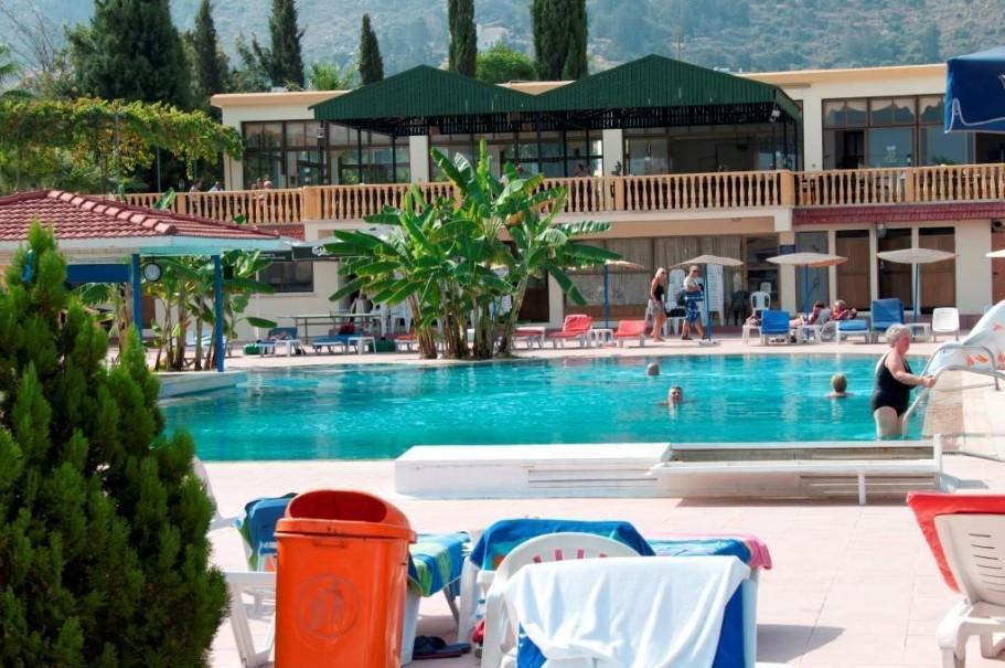 Club Simena Hotel (fotografie 71)