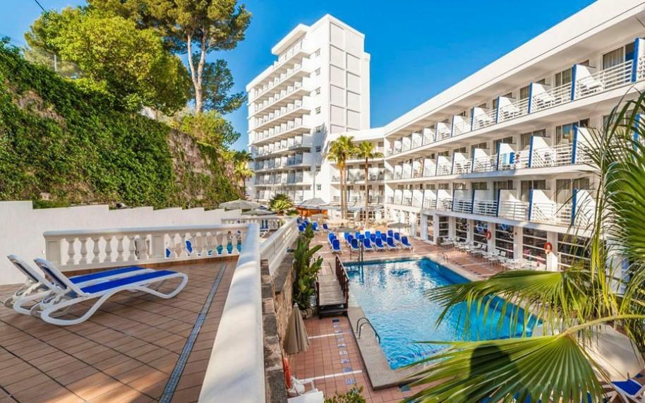 Hotel Globales Palmanova Palace (fotografie 6)