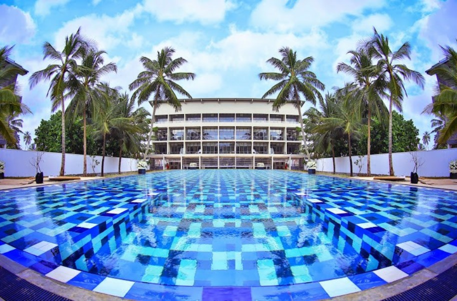 Hotel Taprobana Wadduwa (fotografie 2)