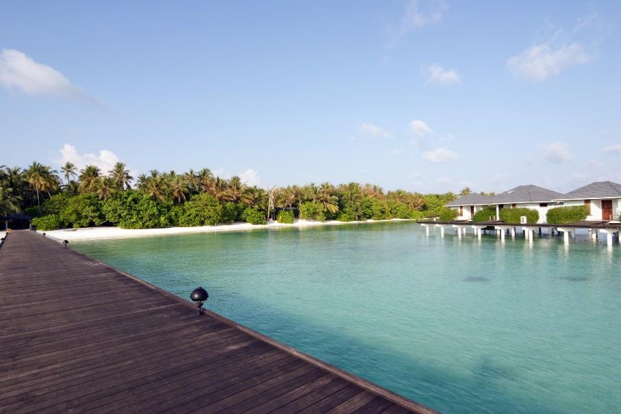 Vodní bungalovy Sun Island Resort & Spa (fotografie 4)