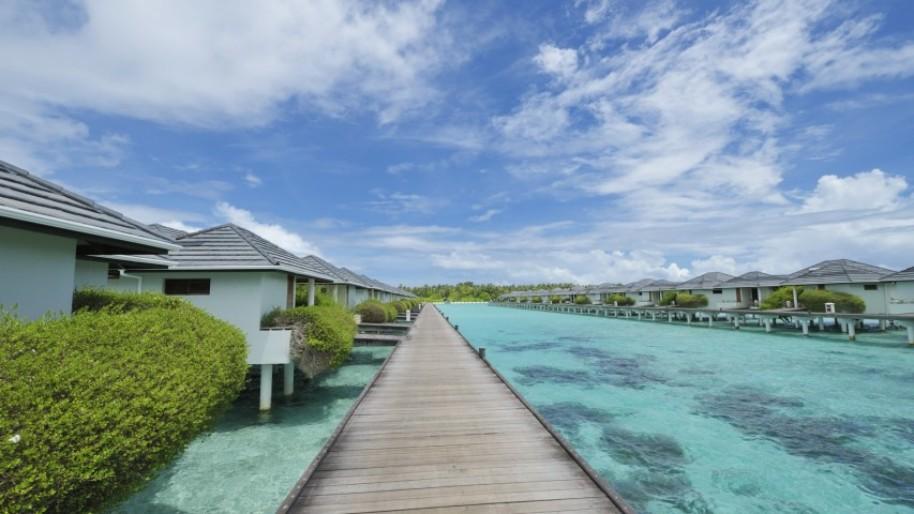 Vodní bungalovy Sun Island Resort & Spa (fotografie 12)