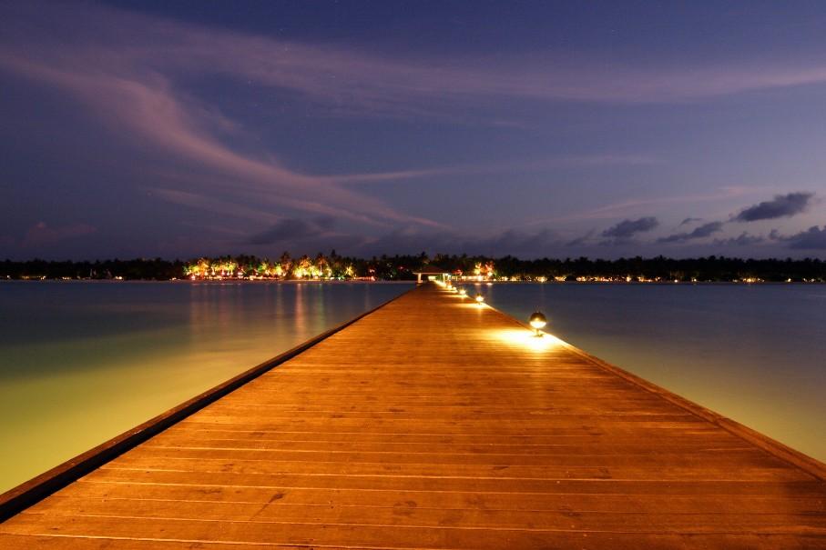 Vodní bungalovy Sun Island Resort & Spa (fotografie 5)