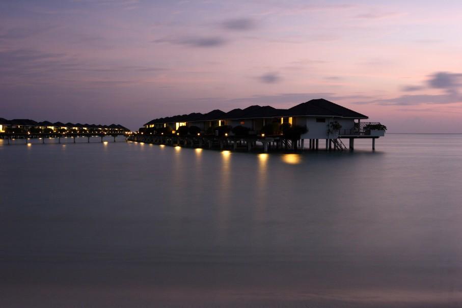 Vodní bungalovy Sun Island Resort & Spa (fotografie 2)