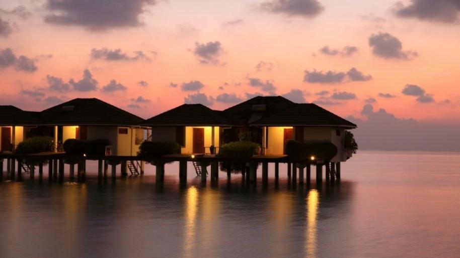 Vodní bungalovy Sun Island Resort & Spa (fotografie 9)