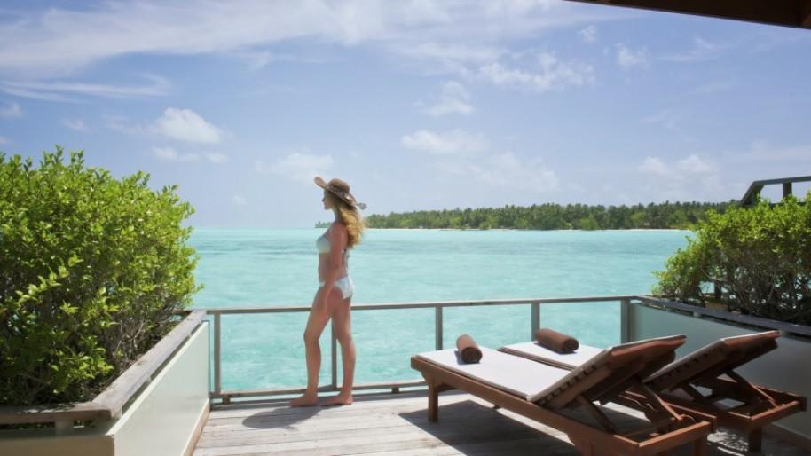Vodní bungalovy Sun Island Resort & Spa (fotografie 10)