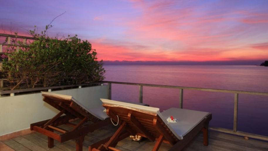 Vodní bungalovy Sun Island Resort & Spa (fotografie 11)