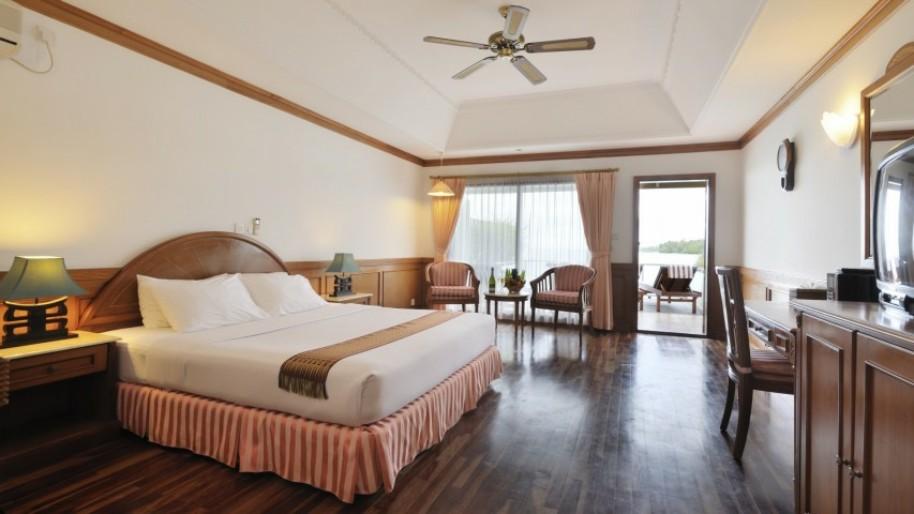 Vodní bungalovy Sun Island Resort & Spa (fotografie 13)
