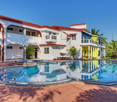 Hotel Longuinhos Beach Resort