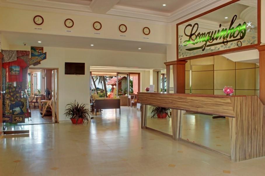 Hotel Longuinhos Beach Resort (fotografie 4)