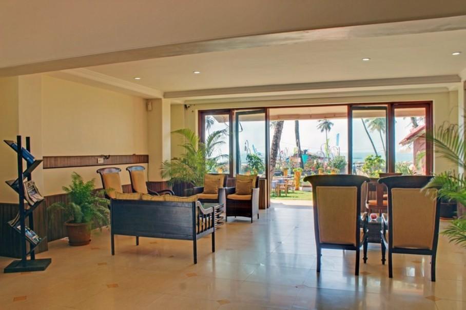 Hotel Longuinhos Beach Resort (fotografie 5)